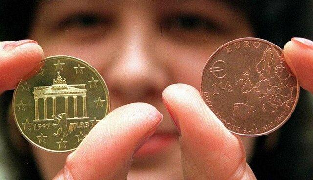 L'euro la nouvel monnaie européenne