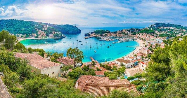 Primer viatge a Mallorca