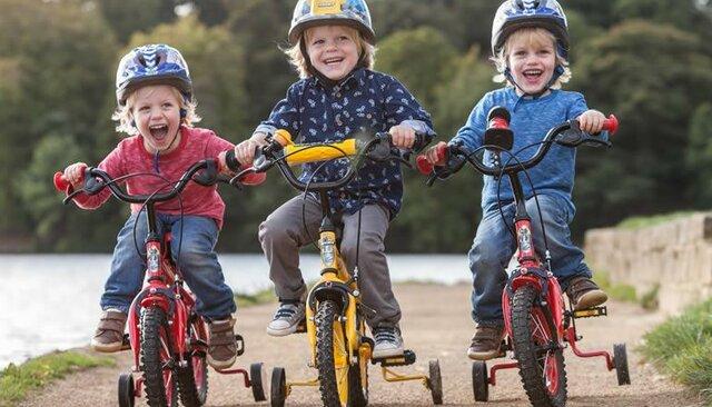Aprendre anar amb bici