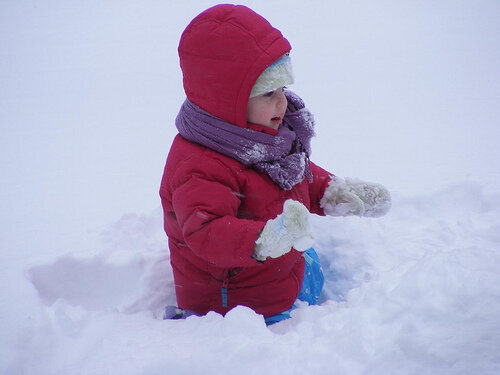 primer cop a la neu