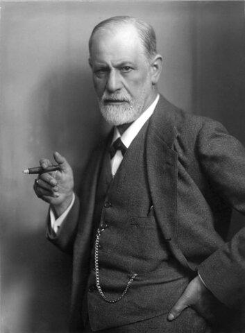 Sigmud Freud