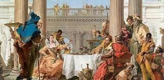 Octavi derrota a Marc Antoni i a Cleopatra