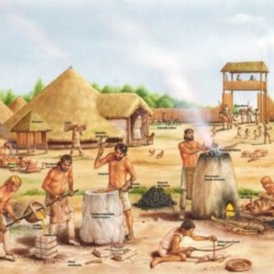 HISTORIA DE LA INEGENIERIA (ORIGEN DE LA INDUSTRIA) timeline