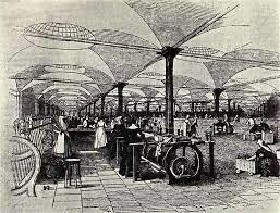 Primeras fabricas