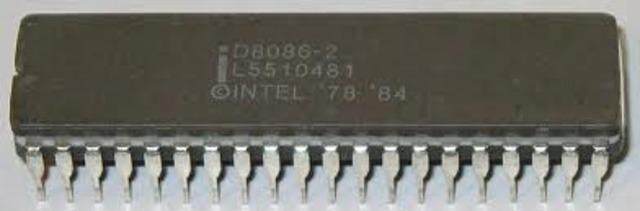 El primer procesador.