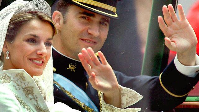 Felipe VI i Letizia