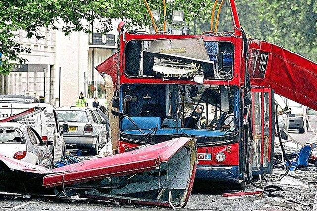 Atemptat terrorista a Londres