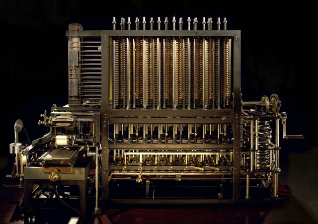 difference and analytical engines