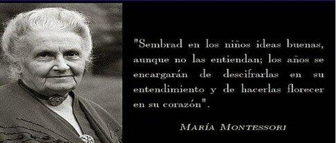 Siglo XIX- María Montessori