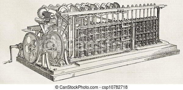 Scheutzian Calculation Engine