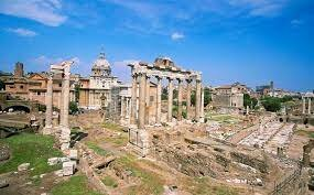 Començen a envair l'imperi roma OCcidental