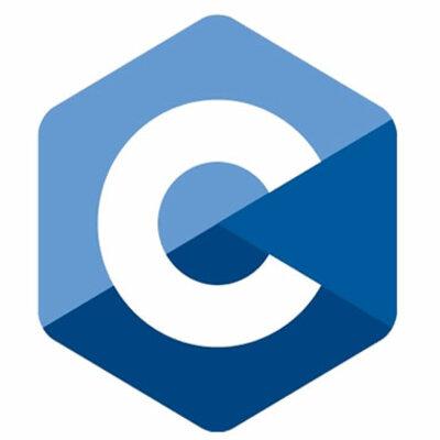 El lenguaje de programación C y su historia timeline