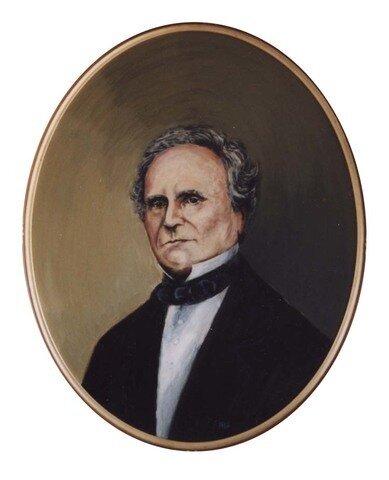 14 de marzo de 1792 máquina de calcular de Charles Babbage