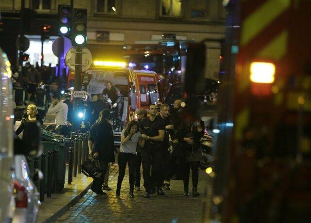 Atemptat terrorista a París