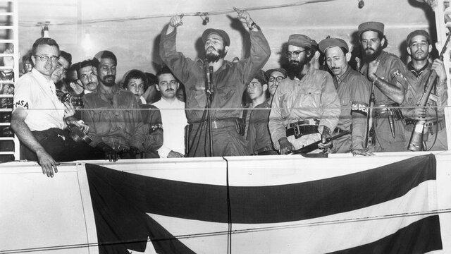 Triumph of the Cuban Revolution with Fidel Castro