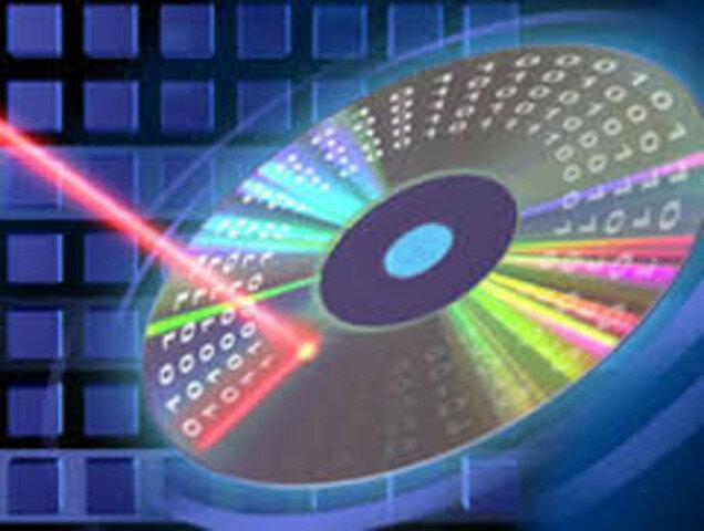 1994. Disco Óptico.