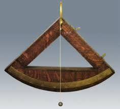 Instrumentos de medida 4000 A.C.