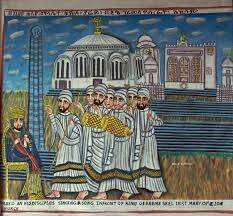 Ethiopian Orthodox Chant: 501-600