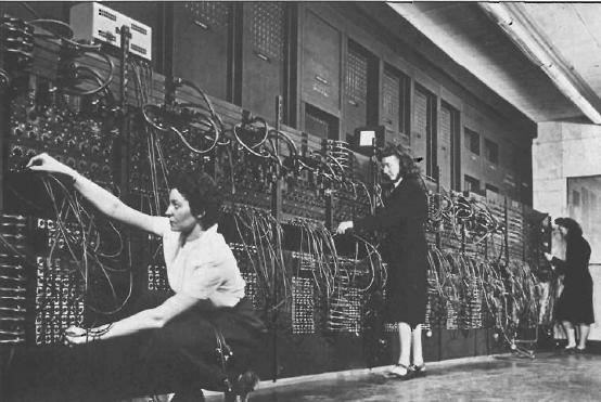 Ordenador Digital Electronico