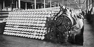 Ingeniera textil 1747