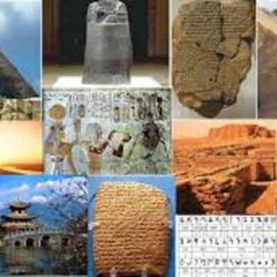 Trivial Prehistoria, Edad Antigua y Edad Media. timeline