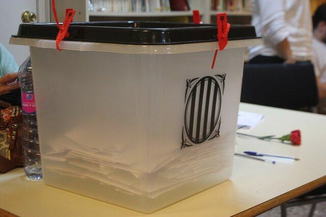 Primer referendum per la independencia de catalunya