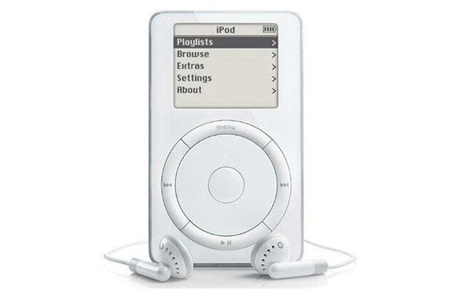 2001 - iPod