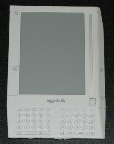 2007 - Amazon Kindle