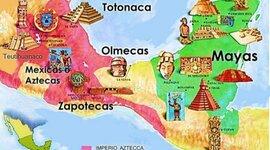 Arte Precolombino timeline