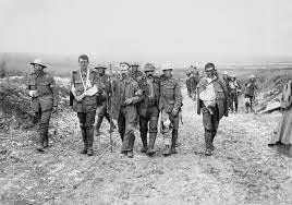 World War I ends with more than 12 million dead.