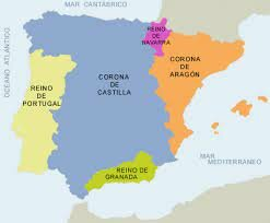 Inicio y final de la Edad Media en la Península Ibérica.