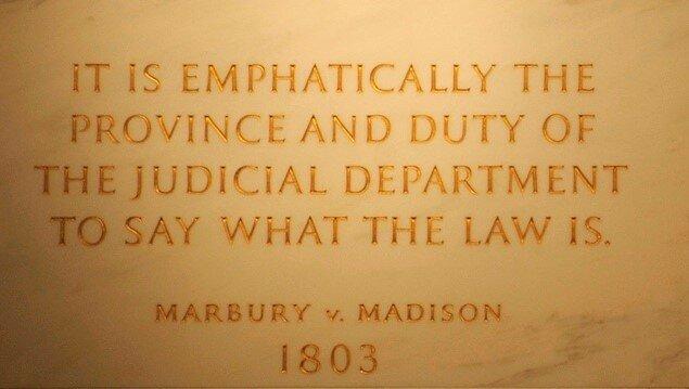 Maybury Vs. Madison