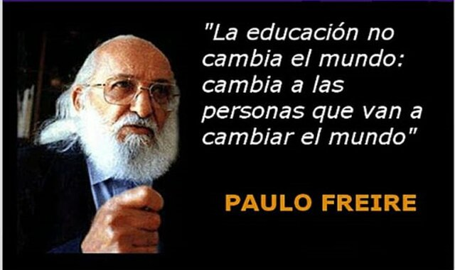 Siglo XX- Paulo Freire