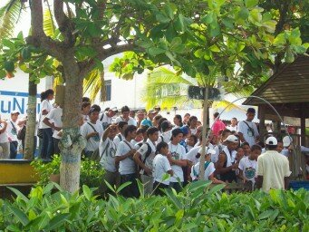 Educación ambiental 2012