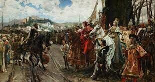 Descubrimiento de América y la conquista cristiana de Granada.