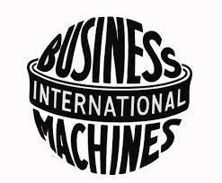 Internacional Bussines Machines, IBM.