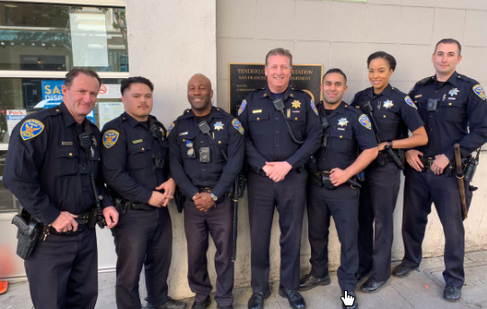 Modern SFPD