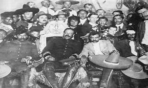 Zapata y Villa se entrevistan en Xochimilco