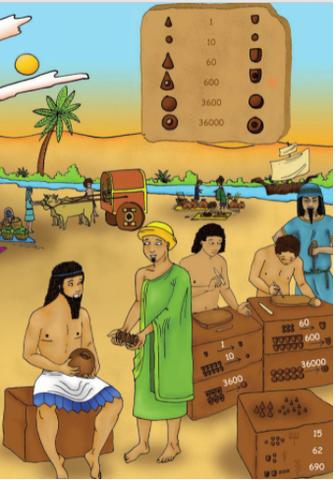 Sumerios (3800-2000 A.C.)