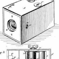 George Eastman's new Camera
