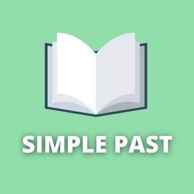 Linha do tempo usando simple past timeline