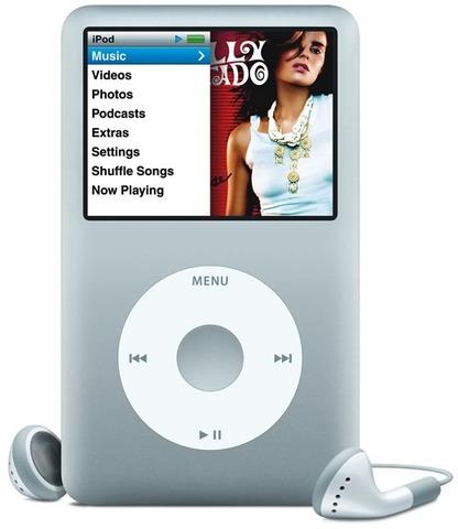 El iPod.