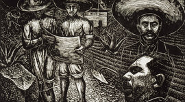 HISTORIA DEL DERECHO AGRARIO EN MÉXICO timeline