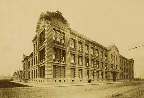 Escuelas Industriales