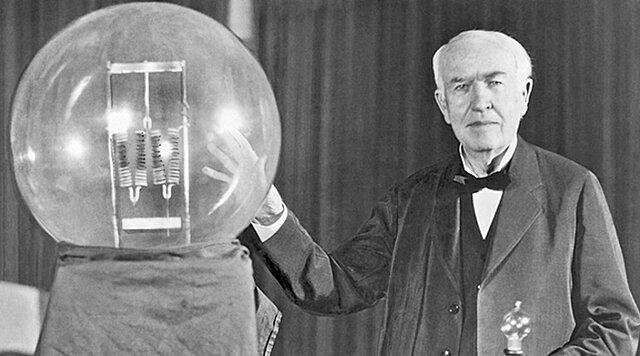 Lámpara incandescentes .