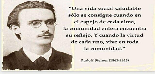 Siglo XIX- Rudolf Steiner