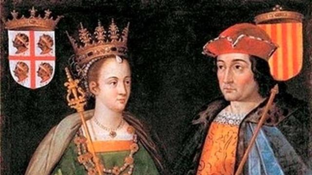 Isabel de Castilla y Fernando de Aragón