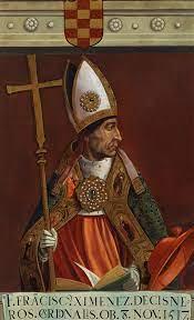 1ª Regencia del Cardenal Cisneros