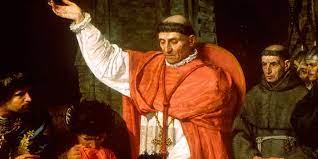 2ª Regencia del Cardenal Cisneros.