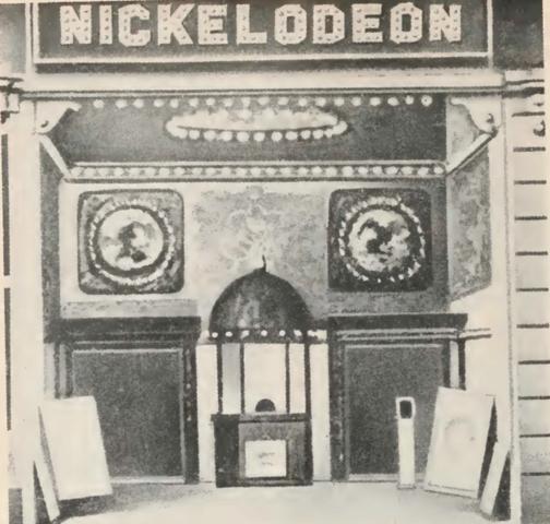 First Type of Indoor Space, Nickelodeon